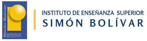 """Instituto de Educación Superior """"Simón Bolívar"""" - Córdoba"""
